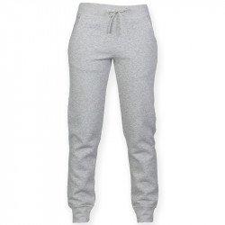 SM425 - Pantalon de jogging à ourlet coupe slim pour enfant