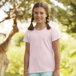 61-017-0 - T-shirt Sofspun® Fille