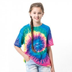 TD02B - T-shirt Rainbow Enfant