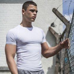 TL515 - T-shirt coupe slim pour homme