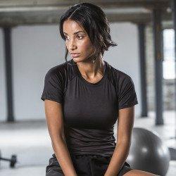 TL516 - T-shirt coupe slim pour femme