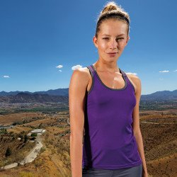 TR023 - Débardeur de fitness TriDri® femme