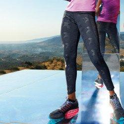 TR038 - Legging performance femme TriDri® long à imprimé camouflage