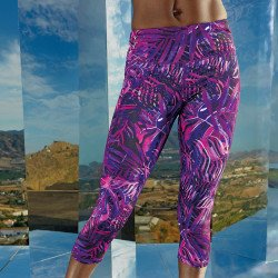 TR303 - Legging 3/4 performance femme TriDri® Jungle
