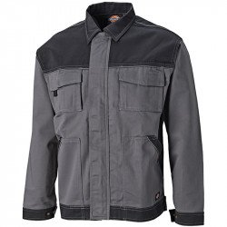 IN30010 - Veste de travail duo tone Industry 300