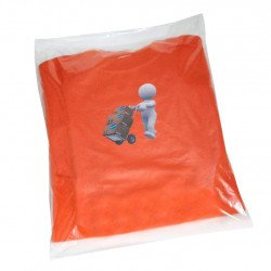 ZA068 - Sacs transparents en polythene fermeture non collante