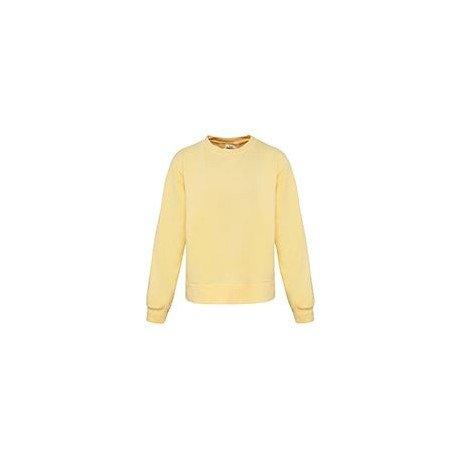 1596 - Sweat-shirt ras du cou pour femmes