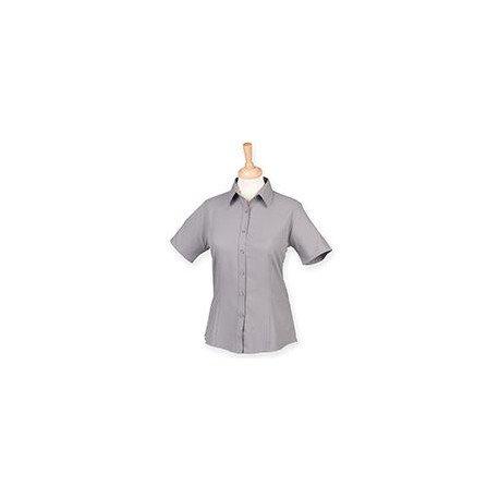 HB596 - Chemise à manches courtes Femme