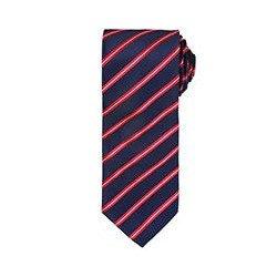 PR784 - Cravate rayée sport