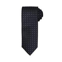 PR781 - Cravate à motif pois