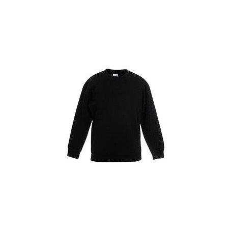 62-041-0 - Sweat-shirt manches montées Classic 80/20 Enfant
