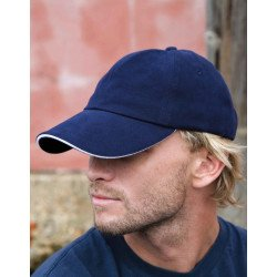 RC091X - Memphis Low Profile Sandwich Peak Cap