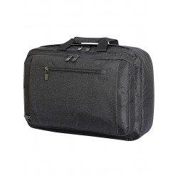 5819 - Bordeaux Hybrid Laptop Briefcase