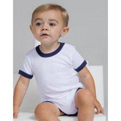 BZ19 - Baby Ringer Bodysuit