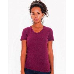 TR301W - Womens Tri-Blend Crew Neck T-Shirt