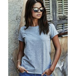 5063 - Ladies Roll-Up Tee