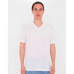 PL4321W - Unisex Sublimation V-Neck T-Shirt