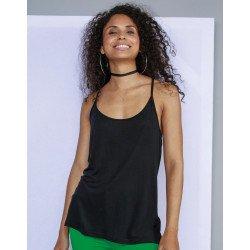 "M117 - Tencel ""Black Label"" Strap Vest"