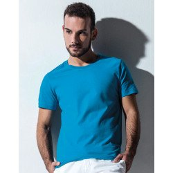 TM-SSL-R-OG013 - Wayne Mens Organic Fitted T-Shirt