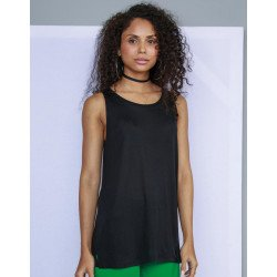 "M112 - Womens ""Black Label"" Tencel Tank Vest"
