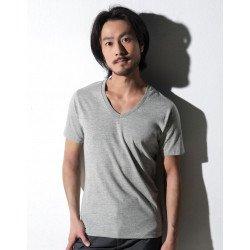 TM-SSL-V-CO01 - Anthony Mens V-Neck T-Shirt