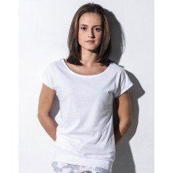 TF-BW-O-CO122 - Lisa Womens Batwing T-Shirt