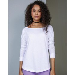 M97 - Ladies Loose Fit LS T