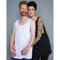 M133 - One Drop Armhole Vest