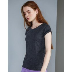 M81 - Womens Roll Sleeve T