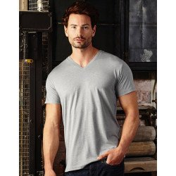 R-166M-0 - Men's V-Neck HD Tee