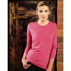 R-167F-0 - Ladies Long Sleeve HD Tee