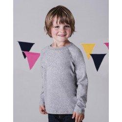 HM46 - Kids Raglan T-Shirt Langarm