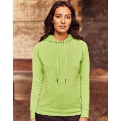 R-281F-0 - Ladies HD Hooded Sweat