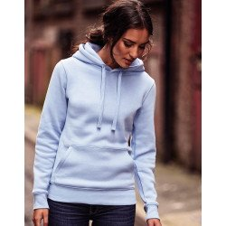 R-265F-0 - Sweat-shirt à capuche authentic pour femme