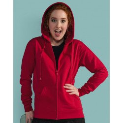 SG29F - Ladies Zip Hood