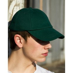 RC024X - Flache Brushed Cotton Cap
