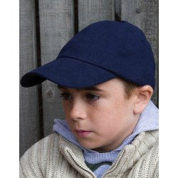 RC024J - Junior Brushed Cotton Cap