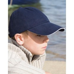 RC024PJ - Junior Brushed Cotton Cap
