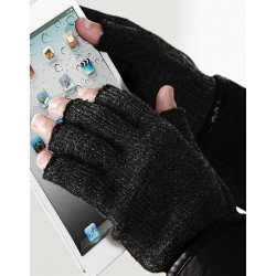 B491 - Fingerless Gloves
