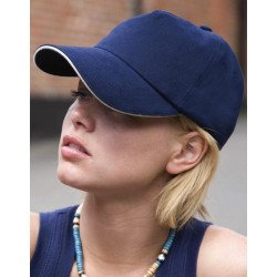 RC050X - Brushed Cotton Drill Cap