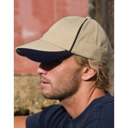 RC051X - Brushed Cotton Drill Cap