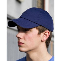 RC052X - Brushed Cotton Twill Cap