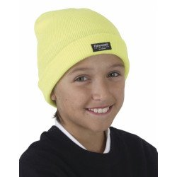 CAP402CH - Childrens Fluo Thinsulate Hat