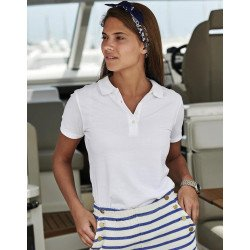 1401 - Ladies Heavy Polo Piqué