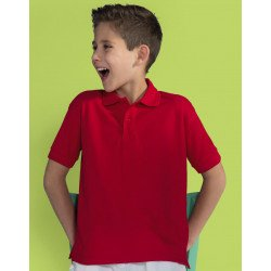 SG59K - Kids Poly Cotton Polo