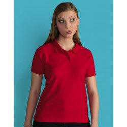 SG59F - Ladies Poly Cotton Polo