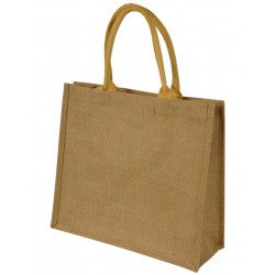 1107-70 - Chennai Short Handled Jute Shopper Bag