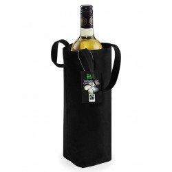 W620 - Fairtrade Cotton Bottle Bag