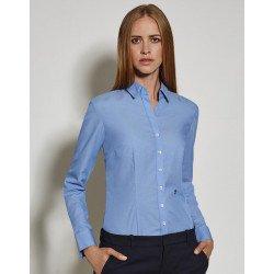 80613 - Seidensticker Ladies Slim Fit Shirt LS