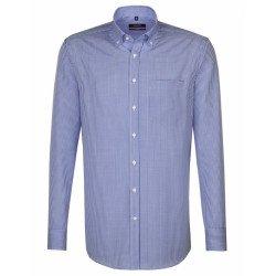 002572 - Seidensticker Modern Fit Check Shirt LS